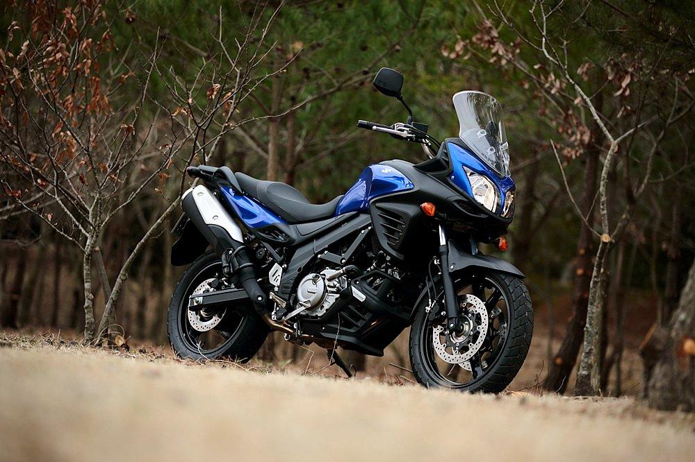 スズキ V-Strom650 ABS