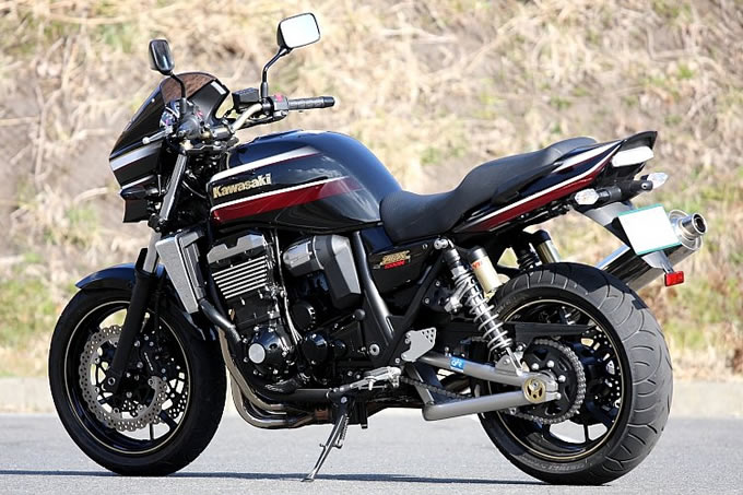カワサキ ZRX1200 ダエグの画像