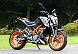 KTM 390 デューク