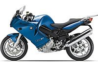 BMW Motorrad F800ST 写真