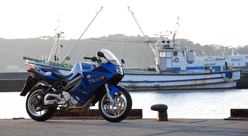 BMW Motorrad F800ST