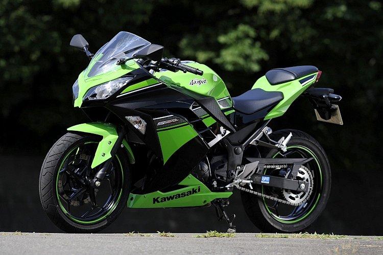 カワサキ 250 新型