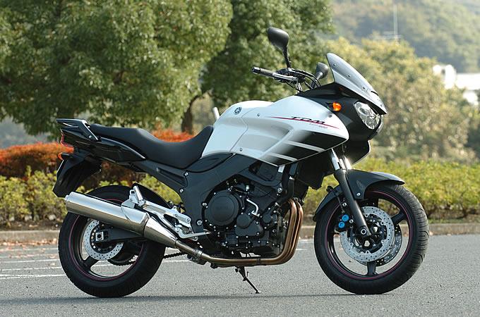 ヤマハ TDM900の画像