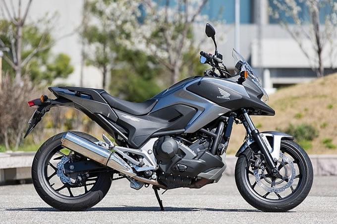 ホンダ NC750X デュアル・クラッチ・トランスミッション ABSの画像