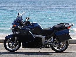 BMW Motorrad K1200GT 写真