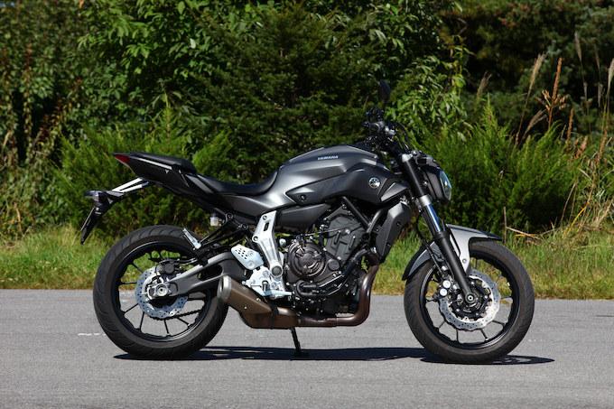 ヤマハ MT-07 ABSの画像
