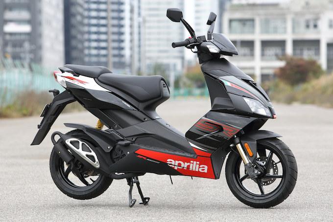 アプリリア SR50 Purejetの画像