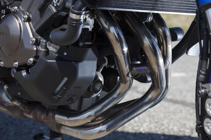 ヤマハ MT-09トレーサーABSの画像