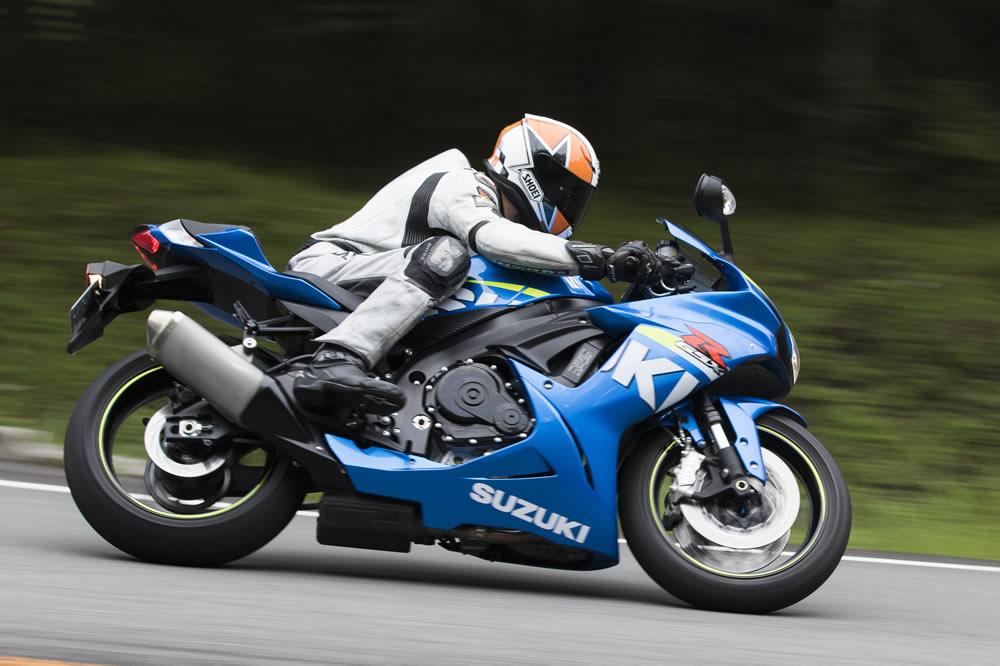 スズキ GSX-R600(2015)
