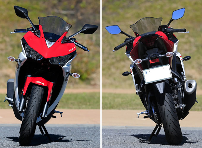 ヤマハ YZF-R3 ABSの画像