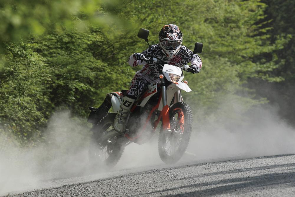 KTM FREERIDE350
