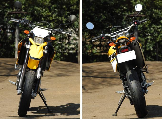 ヤマハ WR250Xの画像