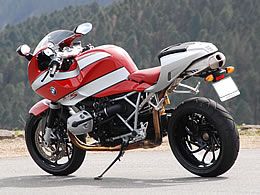 BMW Motorrad R1200S 写真