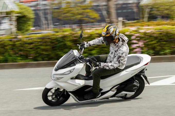 ホンダ PCX150 ABSの試乗インプレッション