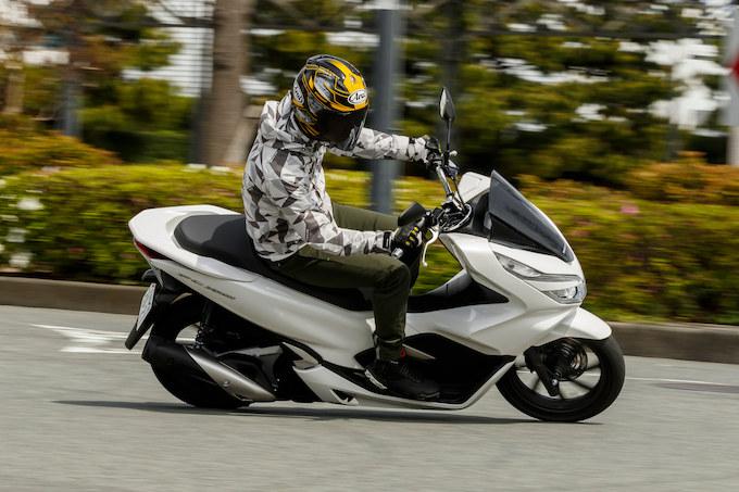 ホンダ PCX150 ABS - 大人も納得の、より上質でゆとりある走り