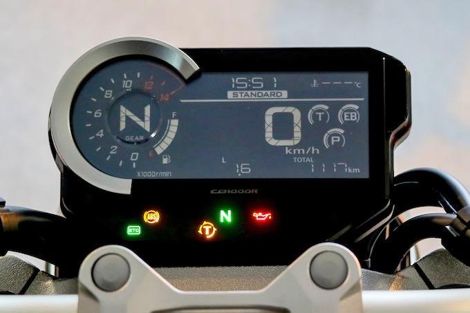 ホンダ CB1000Rの試乗インプレッション