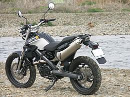 BMW Motorrad G650 X country 写真
