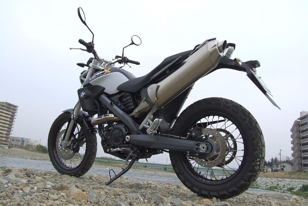 BMW Motorrad G650 X country