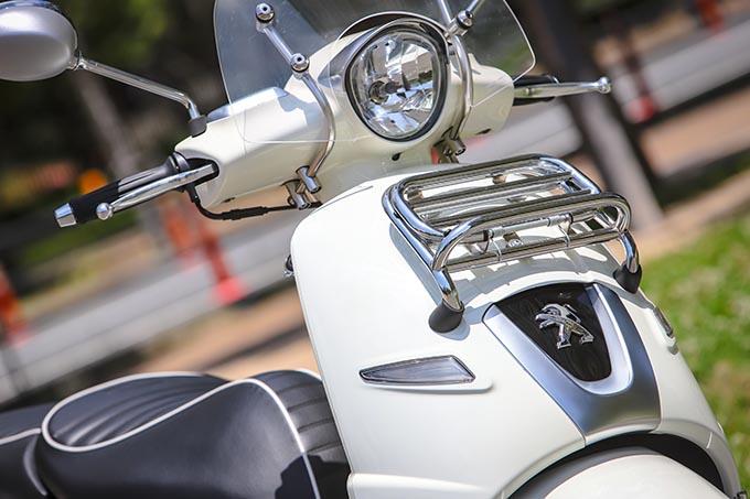 プジョー ジャンゴ125 エバージョン ABSの試乗インプレッション