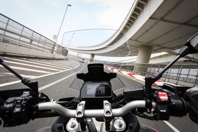 ヤマハ/トレーサー900GT ABSの試乗インプレッション