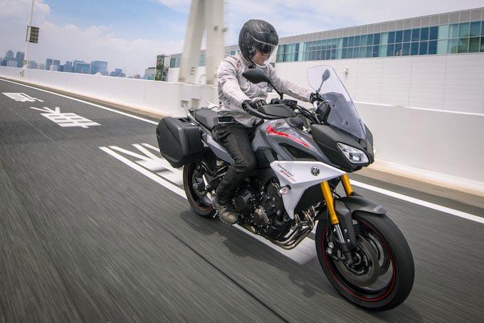 ヤマハ/トレーサー900GT ABS