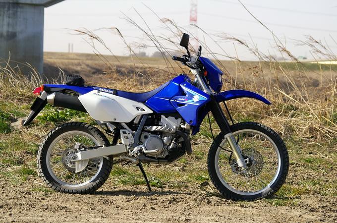 スズキ DR-Z400S の画像