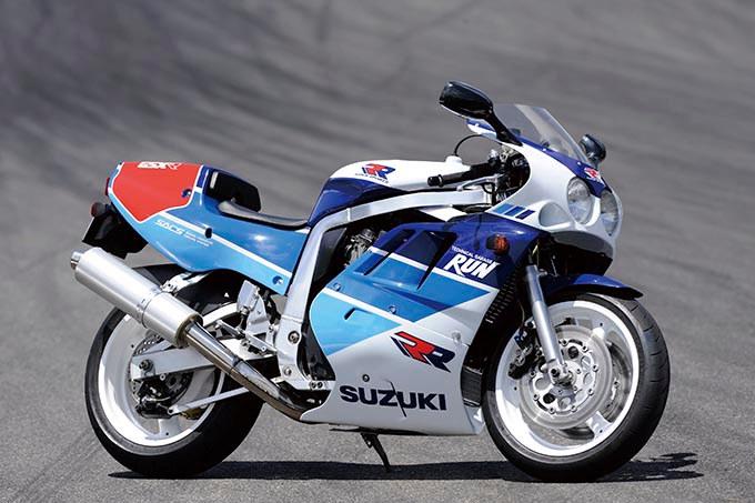 スズキ GSX-R750RKの試乗インプレッション