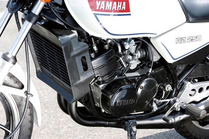 ヤマハ RZ250の試乗インプレッション