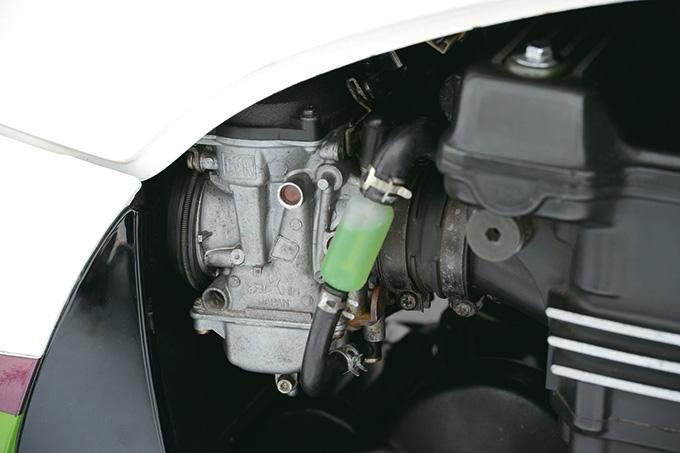 カワサキ GPZ900Rの試乗インプレッション