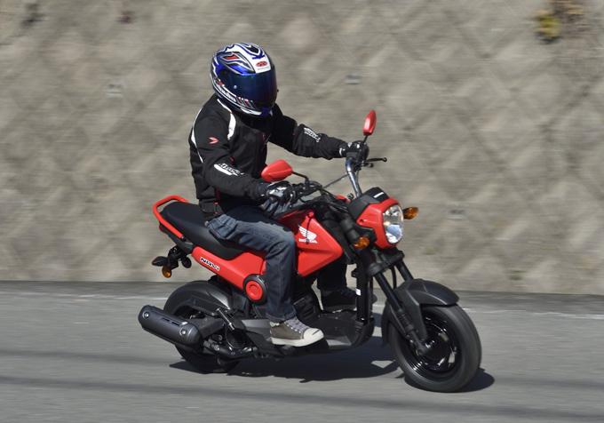 インド生まれのファンバイクがリニューアル NEW HONDA NAVI110 の画像