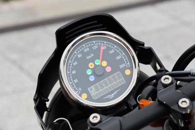 モトグッツィ V9ボバースポーツ試乗記の試乗インプレッション