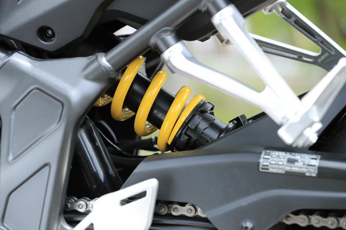 【ホンダ CBR650R試乗記事】 FからRに進化した、CBRシリーズの中軸の画像の試乗インプレッション
