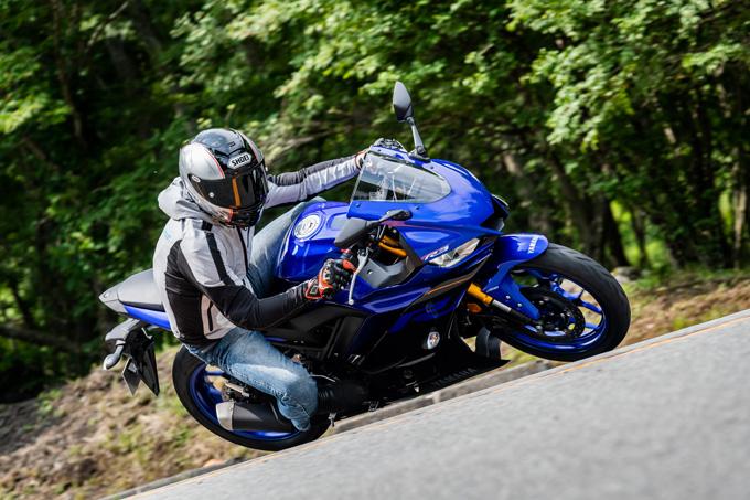 【ヤマハ YZF-R3試乗記事】第二世代に移行した、ヤマハ製パラツインスポーツの画像の試乗インプレッション