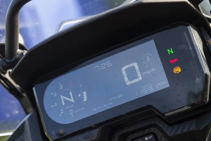 【ホンダ CB500X試乗記事】の画像の試乗インプレッション