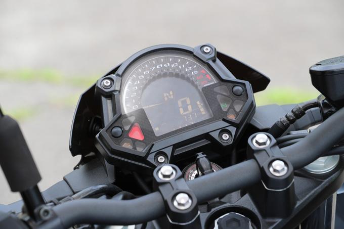 カワサキ Z250の試乗インプレッションの画像