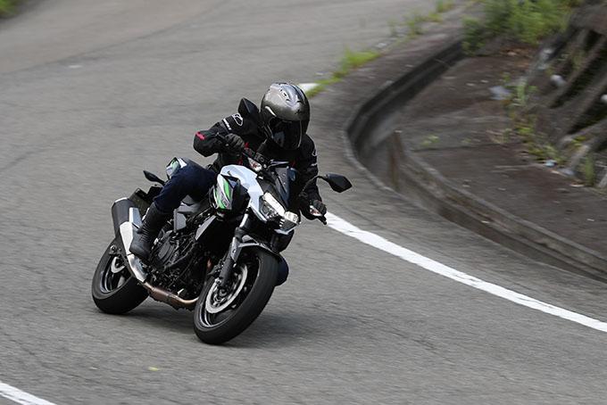 カワサキ Z250の画像