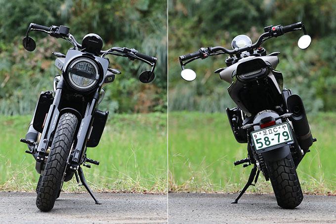 【ハスクバーナ スヴァルトピレン701スタイル試乗記】北欧ブランド特有のハイセンスなデザインは唯一無二の存在の画像