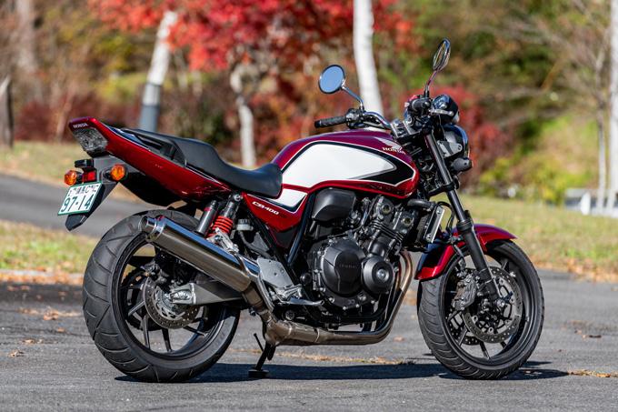 【ホンダ CB400 SF 試乗記事】日本が世界に誇るベーシックモーターサイクルの画像