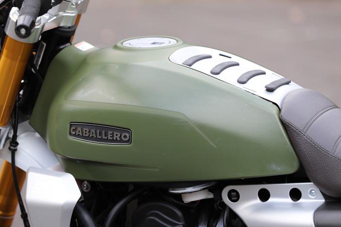 【ファンティック キャバレロ ラリー500 試乗記事】 スタイルを楽しむ人も、ドロンコまみれになる人にもオススメ!の画像