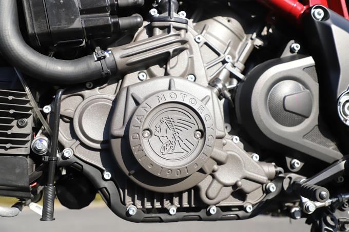【インディアン FTR1200S レースレプリカ 試乗記事】ビッグVツインの加速とパワーを存分に楽しめるフラットトラックスポーツの画像