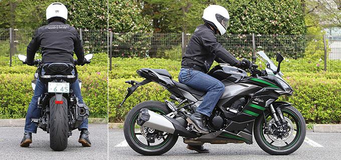 【カワサキ ニンジャ1000 SX 試乗記】快適、楽々、そして速い!! 進化と熟成を重ねたリッタースポーツツアラーの画像