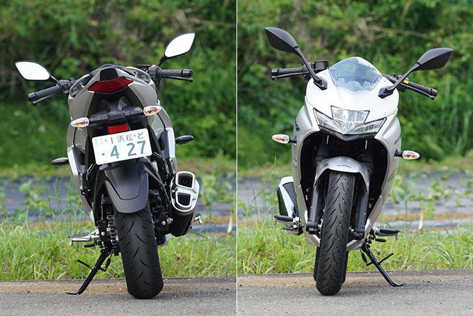 【スズキ ジクサー SF 250 試乗記】この品質でこの価格!? 真価は油冷エンジンだけにあらず!!09画像