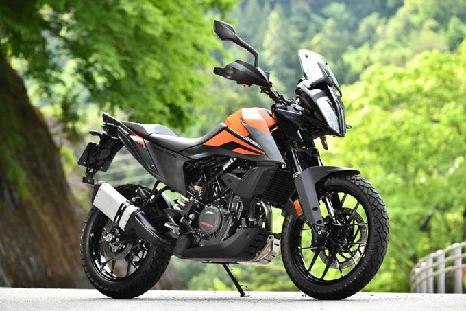 【KTM 390アドベンチャー 試乗記】アンダー400ccの常識を変える、本気のアドベンチャーツアラーの01画像