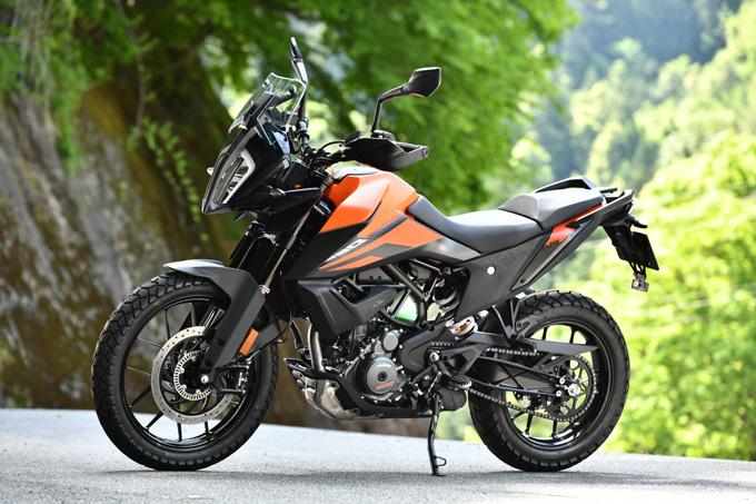 【KTM 390アドベンチャー 試乗記】アンダー400ccの常識を変える、本気のアドベンチャーツアラー の03画像