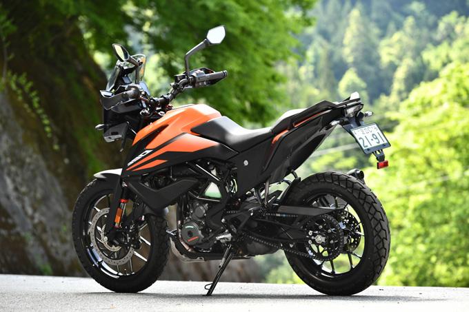 【KTM 390アドベンチャー 試乗記】アンダー400ccの常識を変える、本気のアドベンチャーツアラーの04画像