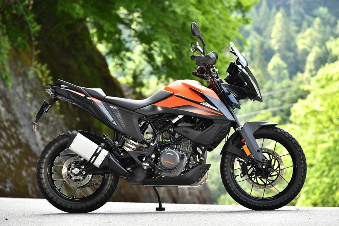 【KTM 390アドベンチャー 試乗記】アンダー400ccの常識を変える、本気のアドベンチャーツアラーの06画像