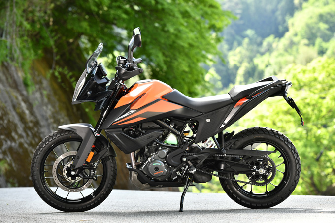 【KTM 390アドベンチャー 試乗記】アンダー400ccの常識を変える、本気のアドベンチャーツアラーの07画像