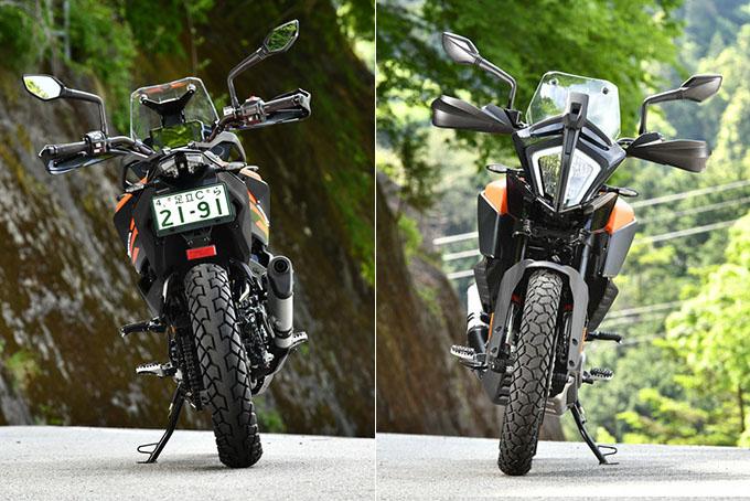 【KTM 390アドベンチャー 試乗記】アンダー400ccの常識を変える、本気のアドベンチャーツアラーの08画像