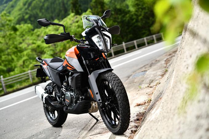【KTM 390アドベンチャー 試乗記】アンダー400ccの常識を変える、本気のアドベンチャーツアラーの10画像