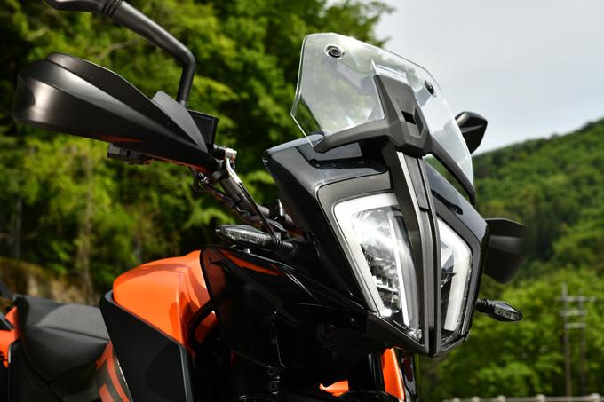【KTM 390アドベンチャー 試乗記】アンダー400ccの常識を変える、本気のアドベンチャーツアラー の11画像